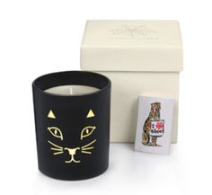 new Charlotte Olympia kitty candle