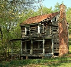 Beautiful Abandoned Log Cabin Homes - Bing Images