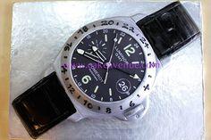 Panerai Luminor GMT watch cake