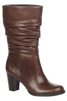 Naturalizer Dazed Brown Leather