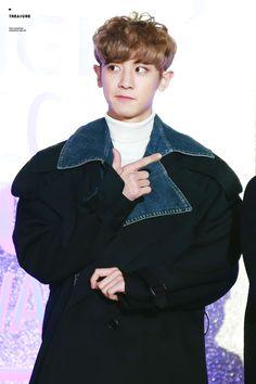 Seoul Music Awards 160114 : Chanyeol