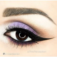 Purple with a wing