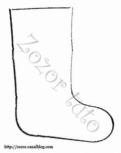 botte patron 1 Diy Crafts To Sell, Christmas Stockings, Attention, Things To Sell, Manualidades, Boots, Christmas Stocking, Crafts To Sell, Needlepoint Christmas Stockings