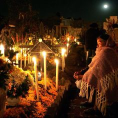 Day of the Dead, Mexico City.