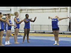 UCLA Gymnastics at Woodward - Day 3 - YouTube