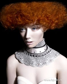 Louise Wood – 2013 Southern Hairdresser of the Year Finalist Collection