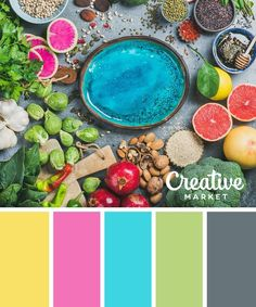 Get inspired by the scenes of spring with these 15 color schemes for your next project. Color Schemes Colour Palettes, Spring Color Palette, Colour Pallette, Color Palate, Spring Colors, Color Combinations, Palette Pantone, Palette Design, Design Seeds
