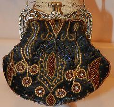 Beaded Bag by  Bijoux Terner