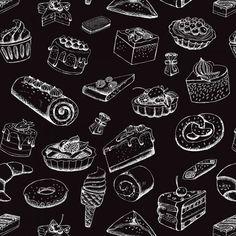 Baking Wallpaper, Cool Wallpaper, E Design, Instagram Feed, Lettering, Personalized Items, Mascara, Blog, Wallpaper For Kitchen