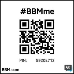 Bbm pin for friendship