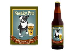 Laughing Dog Brewing's Sneaky Pete Imperial IPA