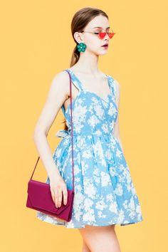 AMANDA TIE BACK #SUMMER #DRESS - Shallowmint.com
