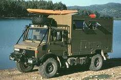 Unimog Expedition Vehicle
