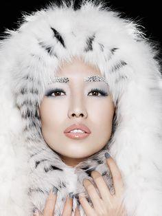CRYSTAL SKIN Sephora China Ads 2013