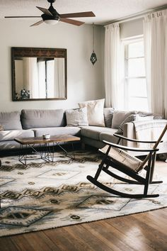 Making It Work In A Bare-Bones Texas Home | Design*Sponge