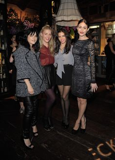 Selma Blair attends the launch of Beckley By Melissa