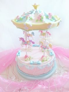 メリーゴーランド ケーキ - Google 検索