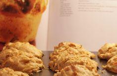 Æble gulerod muffins