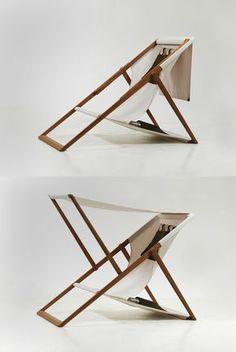 Beach chair: