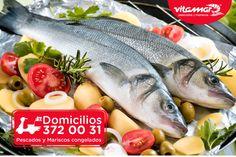 Cocinar es más fácil cuando tienes productos de excelente calidad en la puerta de tu casa. #DomiciliosVitamar. Válido para Medellín y su área metropolitana.