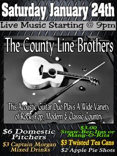 COUNTY LINE BROTHERS