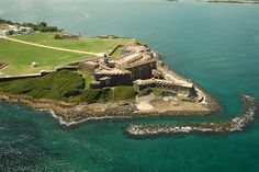 El Morro Castel, Old San Juan, Puerto Rico- my beautiful island (visited and lived there).