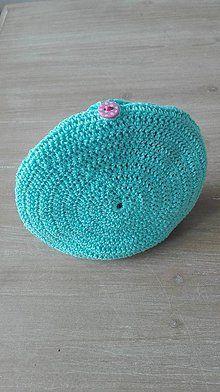 BackPack/Batoh/Vak - modro - biely folk cifrovaný / LuJo - SAShE.sk - Handmade Batohy Folk, Braids, Crochet Hats, Backpacks, Decor, Fashion, Bang Braids, Knitting Hats, Moda