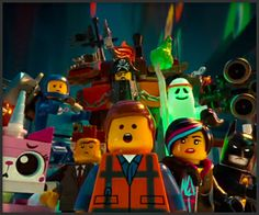 """The LEGO Movie.  Even an """"ordinary"""" person can be a """"hero""""! Such a smart and funny movie for kids and adults.  Loved it!"""