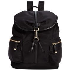 """Calvin Klein Talia Dressy Nylon Backpack - not sure why it is called """"dressy"""" but it is perfect for me. Lightweight and lots of pockets!"""