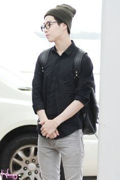 Henry @ airport fashion