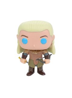 Legolas+Greenleaf+is+given+a+fun,+and+funky,+stylized+look+as+an+adorable+collectible+vinyl+figure!Hot+Topic+exclusive+figure+with+blue+eyes!