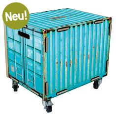 Rollbox - Container türkis