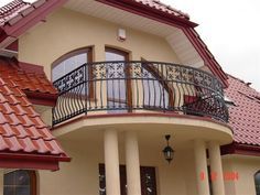 Balcony Exterior Design And Tagged With Balcony Furniture Balcony ...