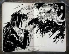Picolo-kun: Imagination