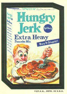 Wacky Packages 3rd Series 1973   OldBrochures.com