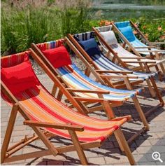 Chicago: New Island Bay Deck and Beach Chairs $60 - http://furnishlyst.com/listings/447695