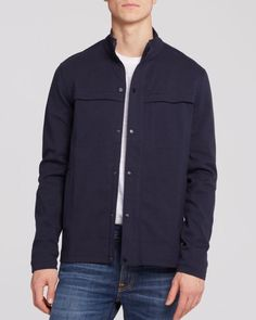 Boss Hugo Boss Pizzoli Ponte Knit Jacket