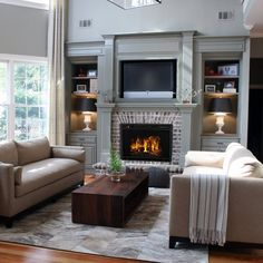 Open Transitional Living Family Room By Joel Snayd On HomePortfolio