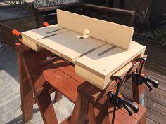 ≪大工道具DIY≫基本性能装備のトリマーテーブルを自作してみよう!