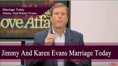 """Jimmy And Karen Evans Marriage Today - """" Grace And Truth In Marriage """" Evans, Marriage, Casamento, Mariage, Wedding"""