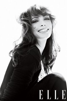 The Artist's Bérénice Bejo channels Farrah Fawcett in our March '12 issue