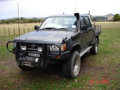 Toyota Hilux ~ Always wanted one of these too