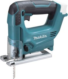 MAKITA 10.8V LI-ION JIGSAW, JV100DZ (BARE UNIT)Best possible ergonomic handle provides comfortable grip and more control while minimizing hand fatigue and pain.Enough power to perfo...