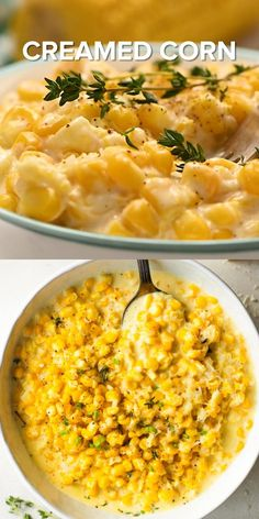 Pumpkin Recipes Side Dish, Side Dish Recipes, Dinner Recipes, Dinner Ideas, Best Thanksgiving Side Dishes, Corn Thanksgiving, Thanksgiving Vegetable Sides, Southern Thanksgiving Recipes, Southern Side Dishes