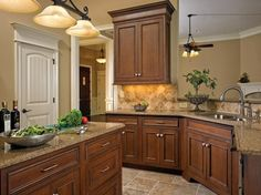 Kitchen Jim Bishop Beaded Inset - traditional - kitchen - philadelphia - Main Line Kitchen Design