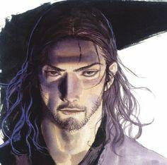 Vagabond Manga, Miyamoto Musashi, Otaku, Manga Art, Anime, Fictional Characters, Inspiration, Draw, Biblical Inspiration