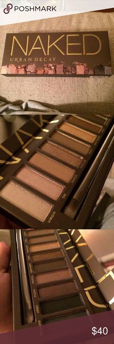 Urban Decay Naked Palatte Brand new, never used Urban Decay Makeup Eyeshadow