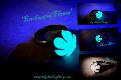 Enchanted Flower Ring Fairy Tale Queen Design by FairyGlowLantern, $22.50