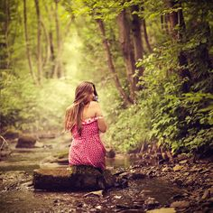 Women Are Like Nature! - AmO Images - AmO Images