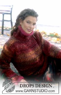 DROPS 84-1 - DROPS Pullover - Free pattern by DROPS Design